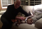 Sir Patrick Stewart's New Best Friend