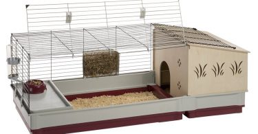 best indoor rabbit cage